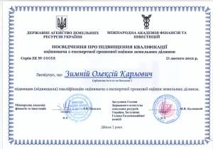 Зимний ПК-20120001